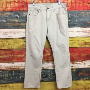 American Eagle Slim Straight Jeans Size 32x30